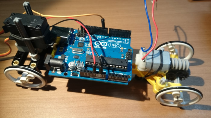 Use Arduino To Control A Motor Part 3 Rc Car