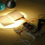 Using Arduino with Parts and Sensors – Solar Powered Arduino (Part 1)