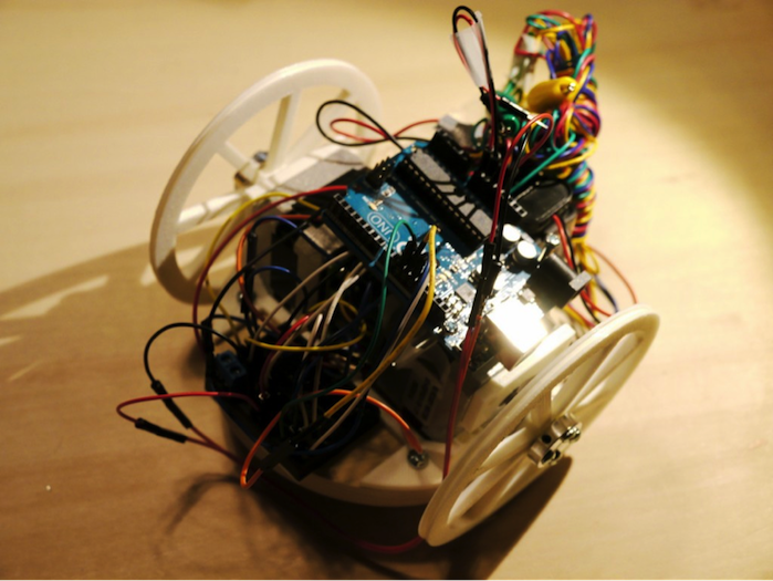How to make your own robot device plus