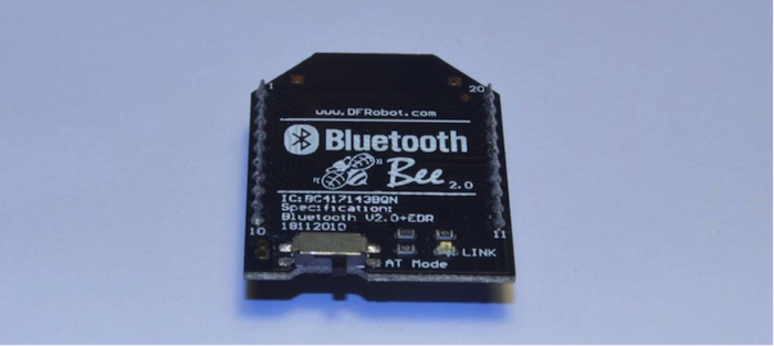 Bluetooth Bee for arduino bluetooth gloves