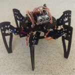 How To: Arduino Hexapod PART 1- Mechanics and Wiring