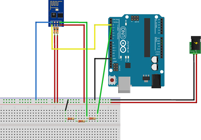 Esp setup tutorial using arduino
