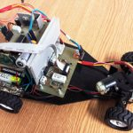 Arduino Robot RF Explorer – Mechanics – Part 1