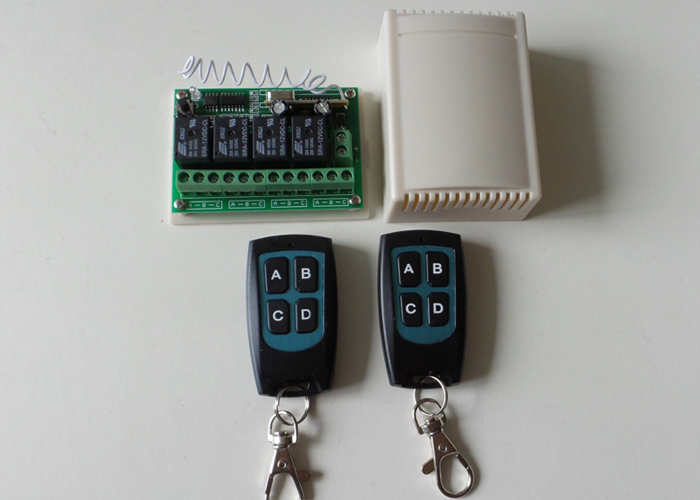 Diy arduino home security system part