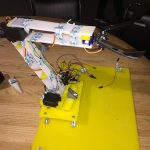 Smart Robotic Arm – Part 1: Mechanics and Wiring