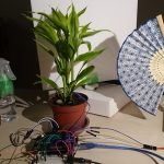 Smart Garden System using Arduino Create + ROHM Sensor Evaluation Kit