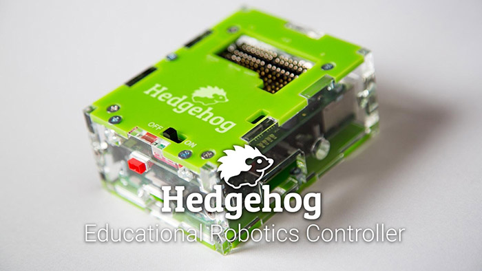 hedgehog robotics controller