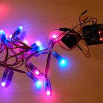 Let's Make Arduino LED Holiday Lighting