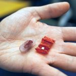Eat this! Robotics and AI in your Stomach
