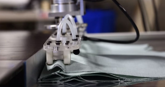 robot automation garment industry