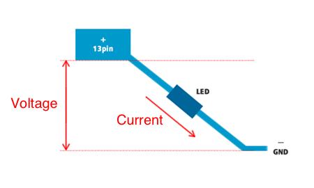 Arduino Voltage/Current explanation