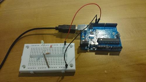 Arduino & Breadboard