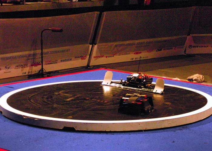 sumo robot technology