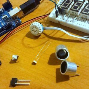 Arduino and light sensor