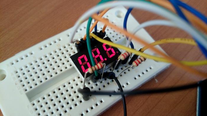 Arduino soldering