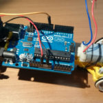 Use Arduino to Control a Motor Part 3 – Making an RC Car Using a Servo Motor for the Steering