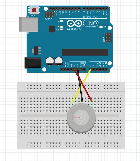 Arduino Stevenson screen humidity sensor