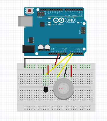 Arduino Stevenson screen temperature sensor humidity sensor