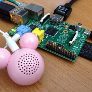 Raspberry Pi Speaker