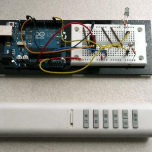 Arduino Remote control
