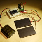 Using Arduino with Parts and Sensors – Solar Powered Arduino (part 3)