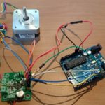 Using Arduino with Parts and Sensors – Stepper Motor Part 1
