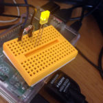 Raspberry Pi WebIOPi IOT Part 1 – Installation & LED Blinking – Operating GPIO With a Browser