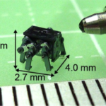 Insect-inspired MEMS Microbot