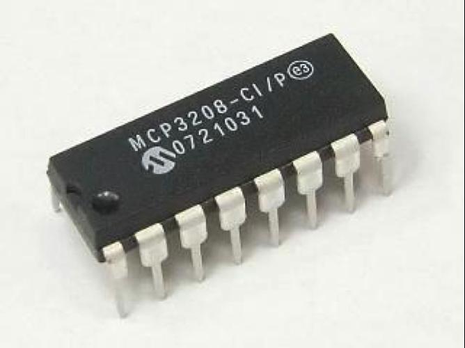 analog input 12 bit Converter