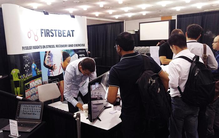 Wearable TechCon 2016 Exhibition