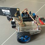 Make a Laser Arduino Robot Using Parallax Laser Sensor – Part 2