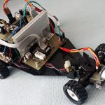 Arduino Robot RF Explorer – Part 2 – Putting Everything Together