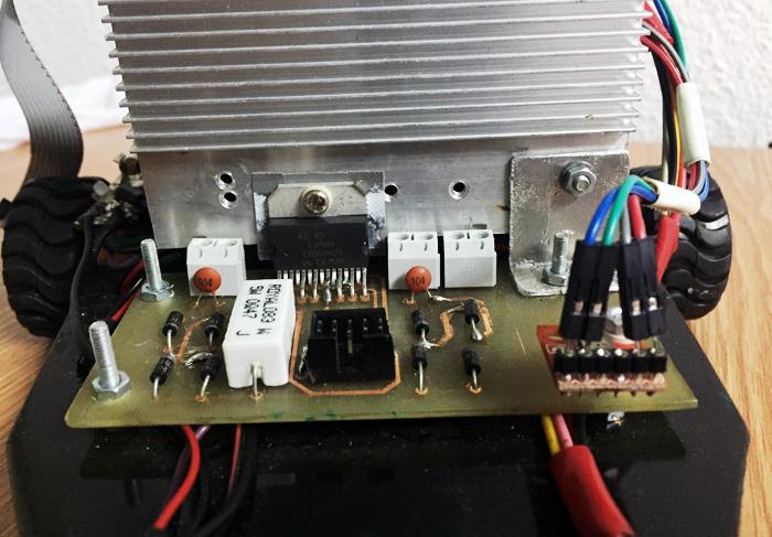 RF Arduino Robot