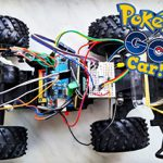 How to Make a Pokemon Go Egg Hatching Car Using Arduino