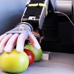 Soft Prosthetic Hand With Human Touch