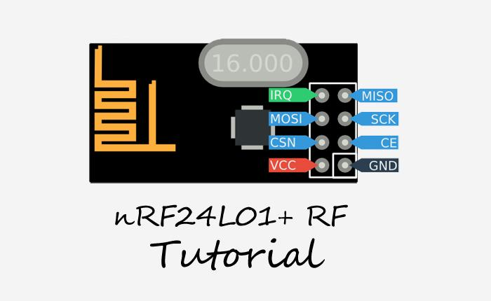 How to Use the NRF24l01+ Module with Arduino - In Depth Tutorial
