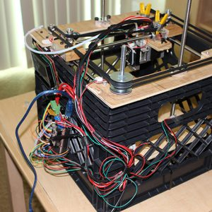 reprap 3d printer