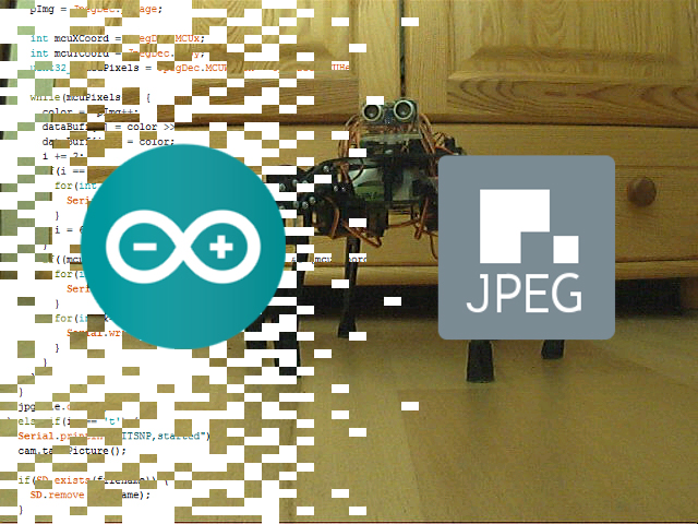 JPEG Decoding on Arduino Tutorial - Device Plus