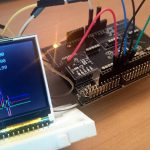 3-Axis Accelerometer using TFT LCD Panel – Part 1