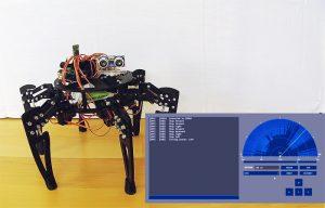 hexapod robots