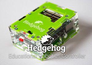 hedgehog robotics controller