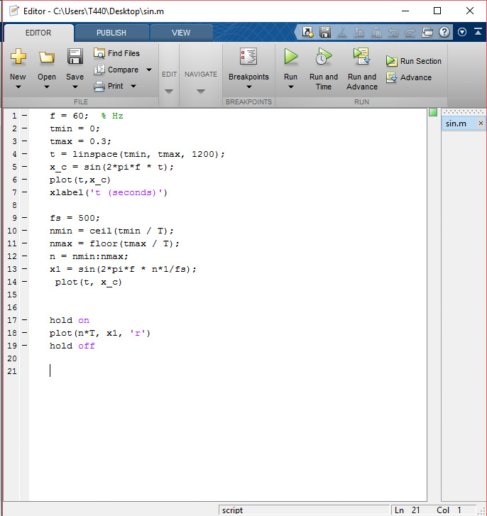 Arduino DSP Intro to Digital Signal Processing using MATLAB