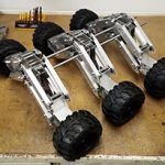 Arduino Explorer Rover Part 1 – Chassis