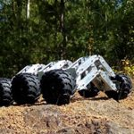 Arduino Explorer Rover Part 1 – Chassis Final Assembly