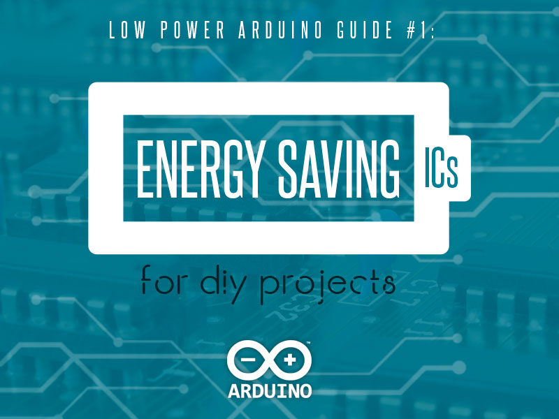 Low power arduino hack guide