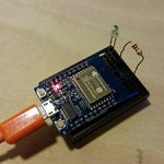 Using ESP-WROOM-02 Wifi Module As Arduino MCU