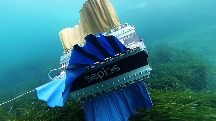 underwater robot for scientific research