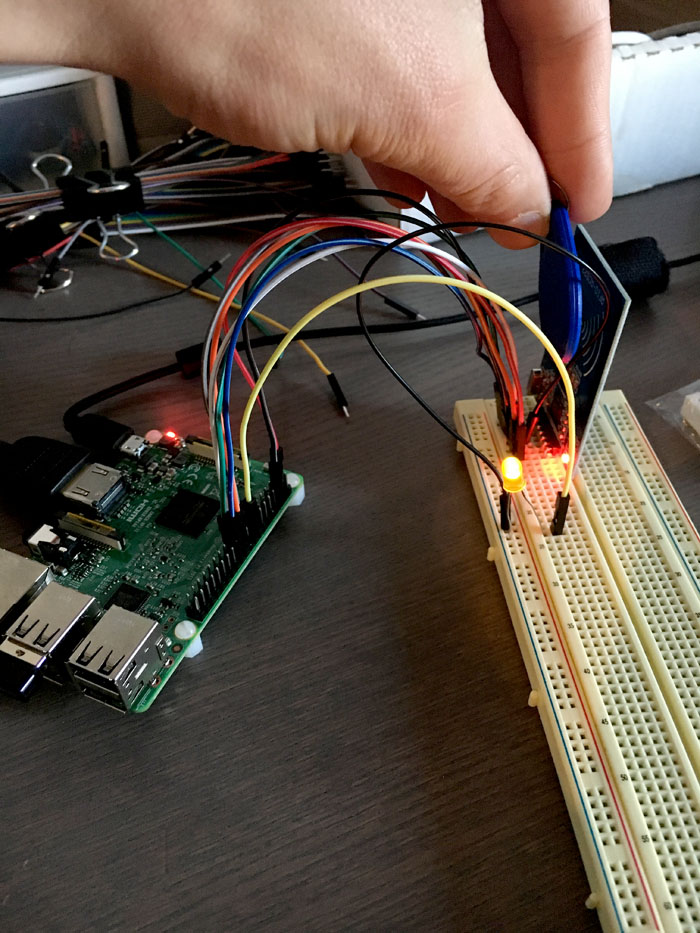 Raspberry PI RFID Reader- How To Integrate RFID With
