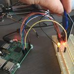 How to integrate RFID module with Raspberry Pi