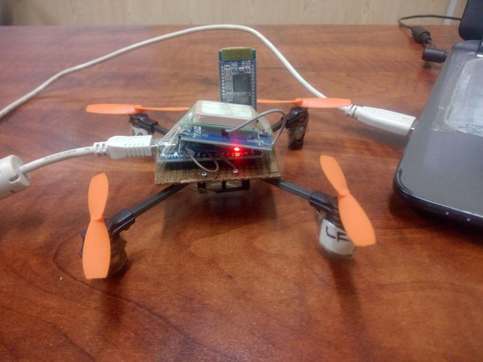 Building DIY Drone from Scratch Part 3: Making GPS Follow-Me